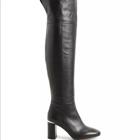 72a3ab909529 New LEWIT Renata Cuff Over the Knee Boot 10   40